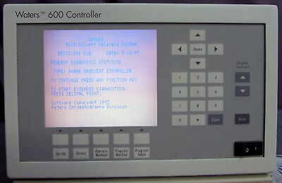 Waters 600 Hplc Pump Controller With 600 Pump