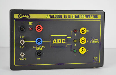 Analog To Digital Convertor - Demonstration Tool - Eisco Labs
