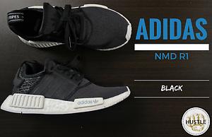 Adidas Originals NMD R1 (BLACK) Carlton Melbourne City Preview