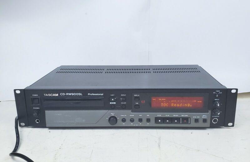 Tascam CD-RW900SL CD Recorder