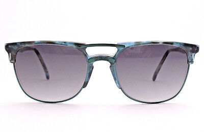occhiale da sole Blue Bay unisex modello Toronto colore verde/verde (Vintage Eyeglasses Toronto)