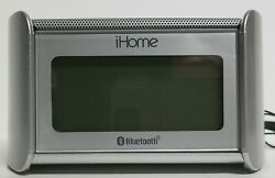 iHOME iBT230SSC Bluetooth FM Alarm Clock Radio with Speakerphone
