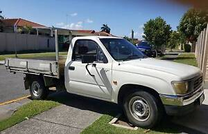 2000 Toyota Hilux Ute Mermaid Waters Gold Coast City Preview