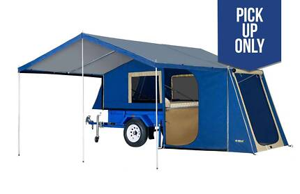 OZtrail Camper 8 Camper Trailer Tent Gawler South Gawler Area Preview
