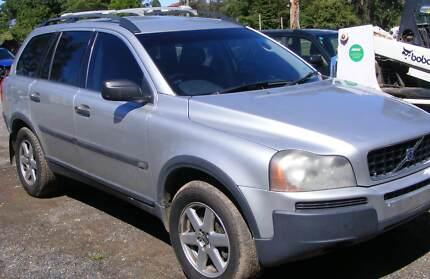 VOLVO XC90 2.5 Turbo. Auto. Complete Car. Engine knock Good AUTO Mardi Wyong Area Preview