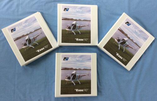 RotorWay International Exec 90 Maintenance & Construction Manuals