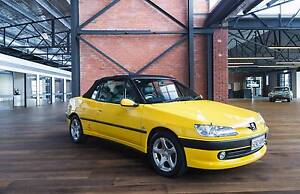 2001 Peugeot 306 Convertible Richmond Yarra Area Preview