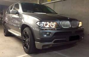 """BMW X5 20"""" M SPORT GENUINE STAGGERED ALLOY RIMS \ WHEELS SET Green Valley Liverpool Area Preview"""