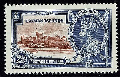 Cayman Islands SG# 109 - UNLISTED MAJOR ERROR - Extra Flag - Lot 080716