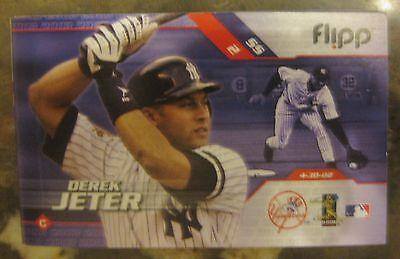 Derek Jeter 2002 Flipp Book Flippbooks Baseball Flipp Book