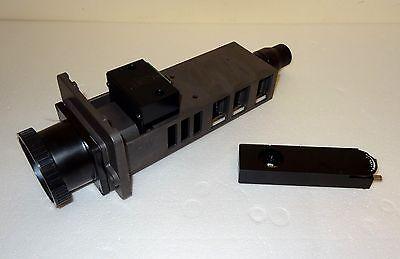 Nikon Eclipse E800 E1000 Microscope Internal Fluorescent Attachment Diaphragm