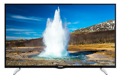 Telefunken WF55-EA41 LED Fernseher 55 Zoll Full HD Triple-Tuner Smart TV WLAN