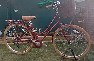 Victoria pendleton ladies bike
