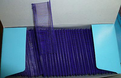 50000 Patriot Premium Tagging Gun Barbs 1 Inch Fasteners Color Purple