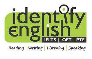 IDENTIFY English (PTE Academic / IELTS  / OET) Melbourne CBD Melbourne City Preview