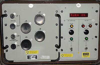 Test Set Electronic System PL-1508/G Test Adapter PL 1508 G Aircraft Aviation