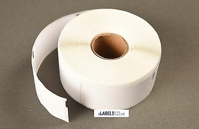 1 Roll Address Dymo Compatible White 500 Labels Per Roll White 30330 Badges