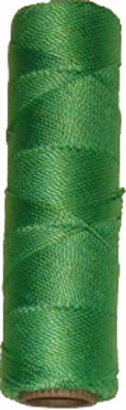 Wallace Cordage Green Braided Nylon Twine Trotline Decoy Line CHOOSE YOUR SIZE