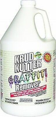 GRAFFITI REMOVER 1GL CLEANING PAINT FENCE WALLS BRICK HOME INDUSTRIAL Tool