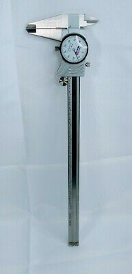 Anytime Tools Dual Reading Dial Caliper - 12 Inch