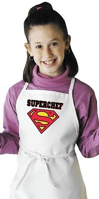 Kids Apron SuperChef For Child Cooking Aprons For Children by CoolAprons Cooking Aprons For Kids