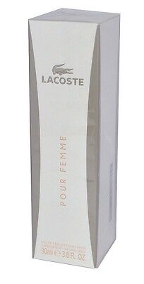 Lacoste Pour Femme by Lacoste for Women 3.0 oz Eau de Parfum Spray