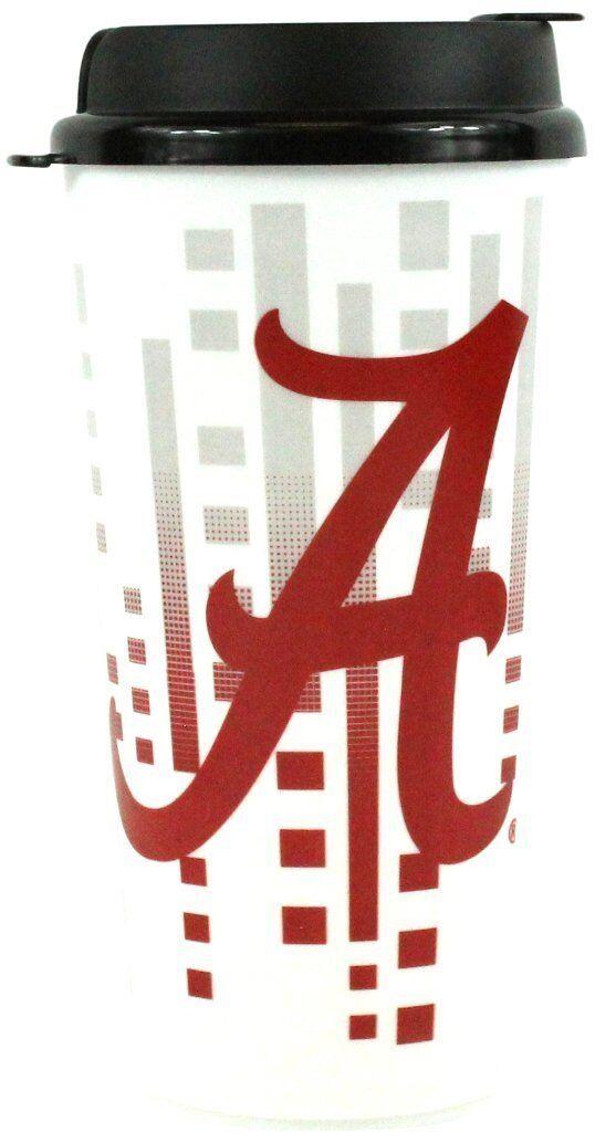 NCAA 32oz Single Wall Travel Mug - Hype Design