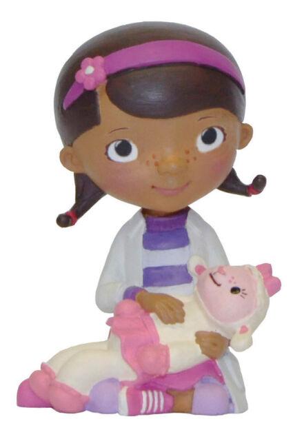 Figurine Disney DOC McStuffins DOC WITH LAMBIE 6 cm 129012