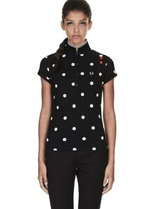 Limited Edition Fred Perry Amy Winehouse Polka Dot Polo