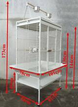 White bird cage aviary 173cm with gym Riverwood Canterbury Area Preview