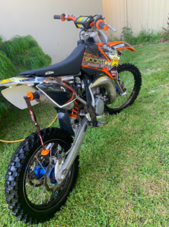 KTM85 Big wheel Picton Wollondilly Area Preview