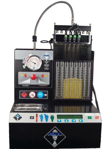 Mercury Marine Fuel Injector Service / Flow Testing / Data Reports