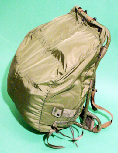 US ARMY ORIGINAL M1967 LIGHTWEIGHT RUCKSACK JUNGLE COVER PARA