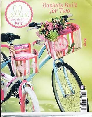 KWIK SEW SEWING PATTERN 117 MATCHING ADULT & CHILD BICYCLE /