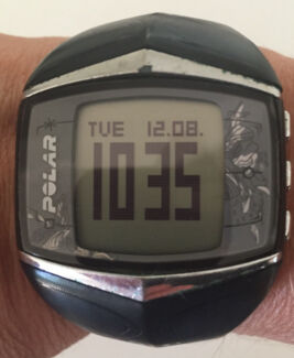 Polar FT60 Heart Rate Monitor Watch Palmyra Melville Area Preview