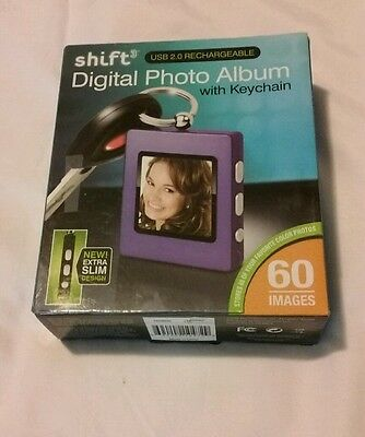 Digital photo frame SHIFT USB 2.0