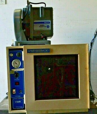 Used,  VWR SHEL-LAB 1430 Vacuum Oven  for sale  Upland
