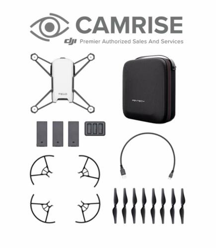 DJI RYZE Tello Boost and Tello Case Bundle