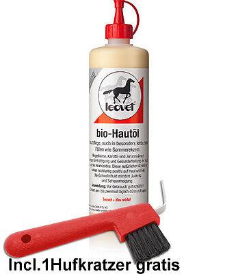 43€/l  Leovet  Bio-Hautöl  Hilfe bei Sommerekzem 500 ml incl 1 Hufkratzer gratis