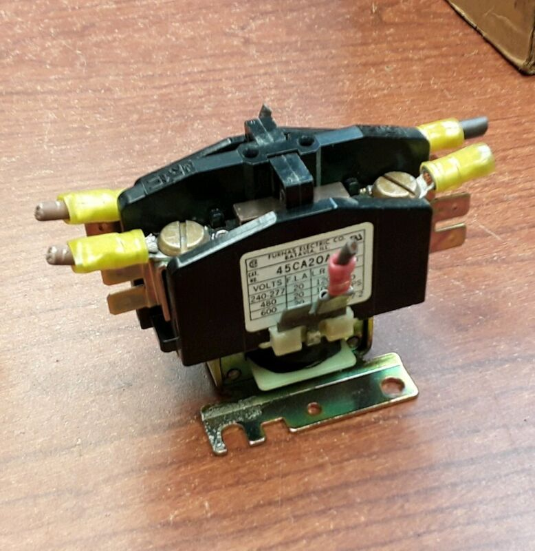 Furnas Electric CO. 45CA20AJ Contactor
