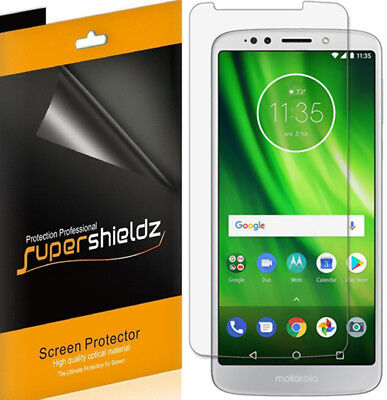 6X Supershieldz Anti Glare (Matte) Screen Protector for Motorola Moto G6 Be wonky curry favour with