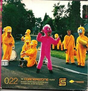 CORNERSTONE-PLAYER-22-022-2cd-DAVE-NAVARRO-The-Ramones-Crossbreed-YOKO-ONO-L7