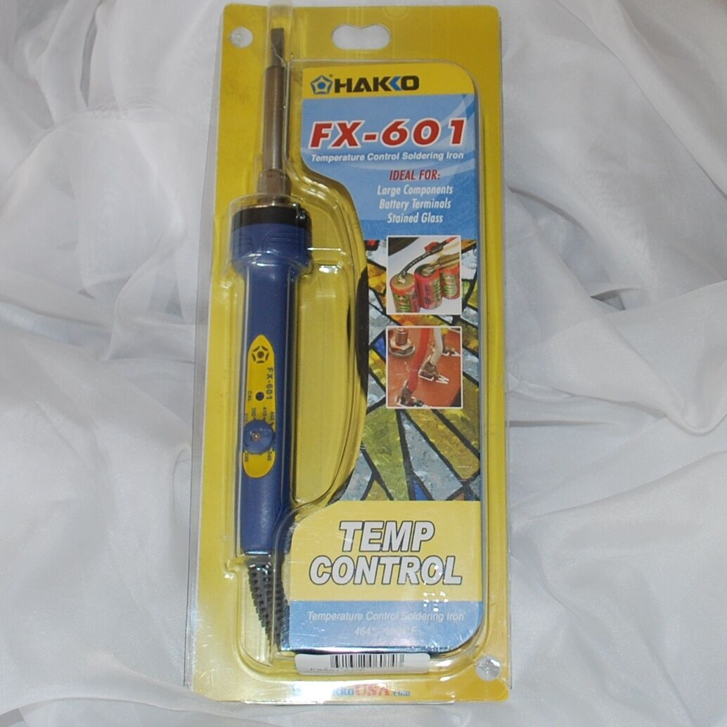 HAKKO FX 601 Adjustable Temperature Control Soldering Iron -