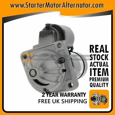 NEW STARTER MOTOR FOR BMW 0986011280 OEM QUALITY