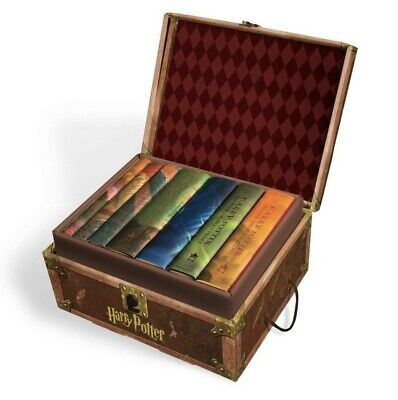 "Harry Potter Hard Cover Boxed Set: Books #1-7 ""BIG SALE"""