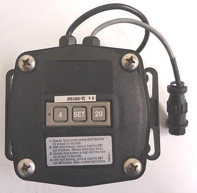 Gpi Fpd1202-r-a Flow Meter .53-26.40 Gph 14npt