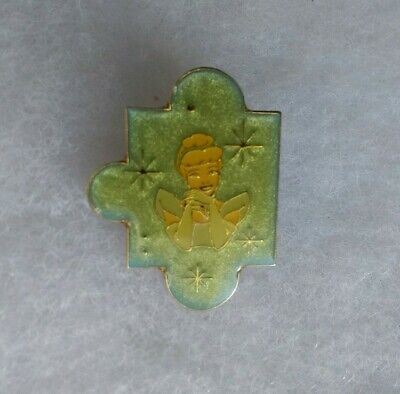 Blue Puzzle Piece Pin (Disney Cinderella Puzzle Piece Pin Princess Blue)