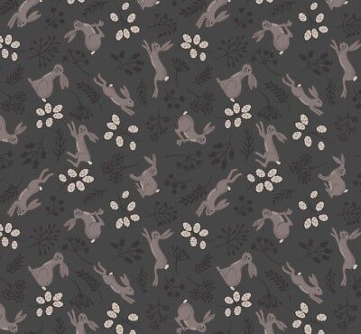 Lewis & Irene - 'The Water Meadow' - Hare Black