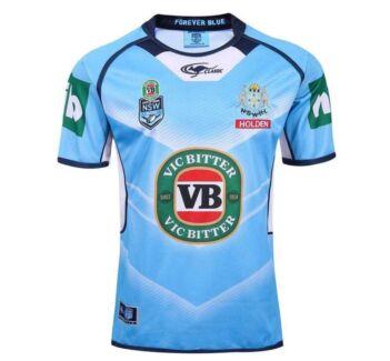 NSW Blues State of Origin Jersey