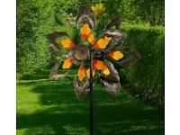 Kinetic Spinner 48cm Confetti Windrad